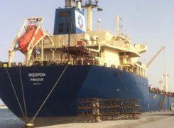 حركة سير النواقل البحرية ميناء طرابلس وميناء الزاوية